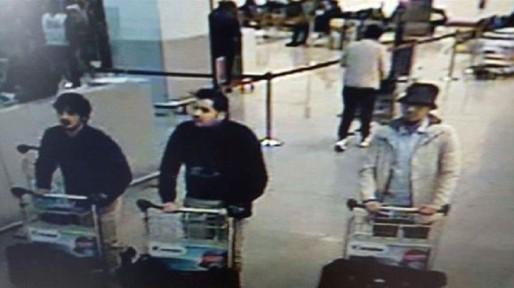 Terroristes Brussel·les